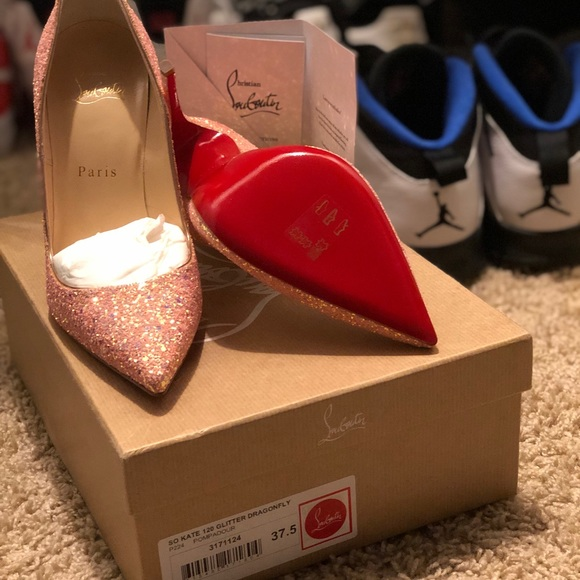 742a69d1ae2 Christian Louboutin Red Bottoms So Kate NWT